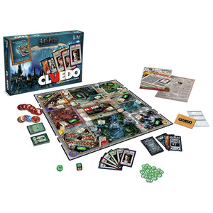Harry Potter Cluedo Mystery Board Game-The Curious Emporium