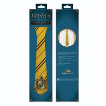 Load image into Gallery viewer, Kids Tie Hufflepuff-The Curious Emporium