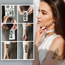 Load image into Gallery viewer, Harry Potter Temporary Tattoos Set-The Curious Emporium