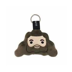 Hagrid - Plush Chibi Keyring-The Curious Emporium