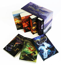 Load image into Gallery viewer, Harry Potter: The Complete Book Collection Box Set-The Curious Emporium