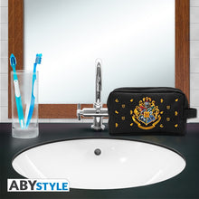 Load image into Gallery viewer, Hogwarts Toiletry Bag-The Curious Emporium