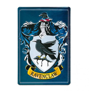 Tin Sign 3D Ravenclaw 20 x 30 cm-The Curious Emporium