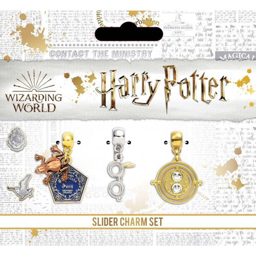 Harry Potter Slider Charm Set-The Curious Emporium