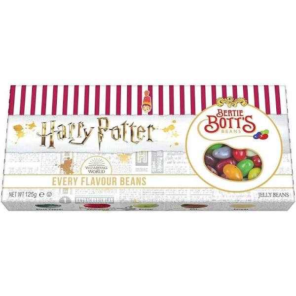 Bertie Botts Every Flavour Beans Gift Box (125g)-The Curious Emporium