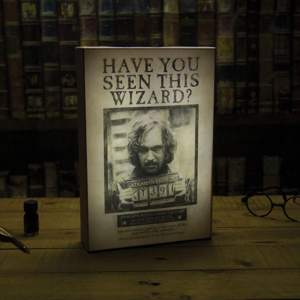 Harry Potter Sirius Black Luminart-The Curious Emporium