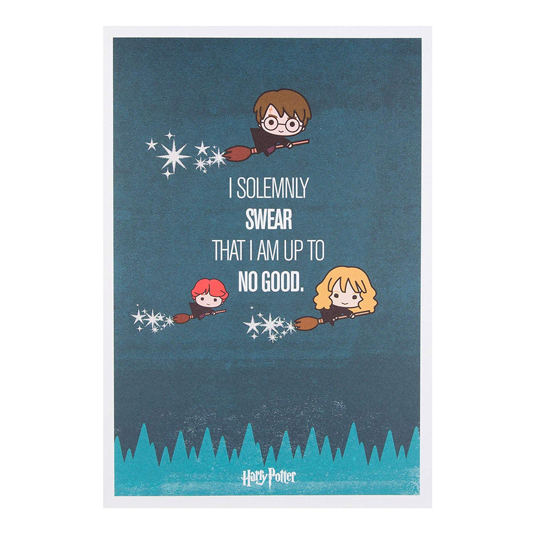 Hallmark Harry Potter Birthday Card