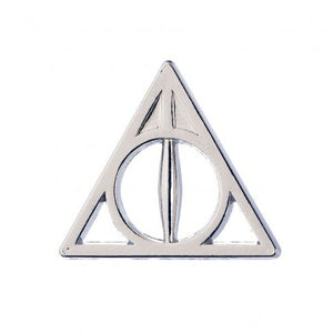 Deathly Hallows Pin Badge-The Curious Emporium
