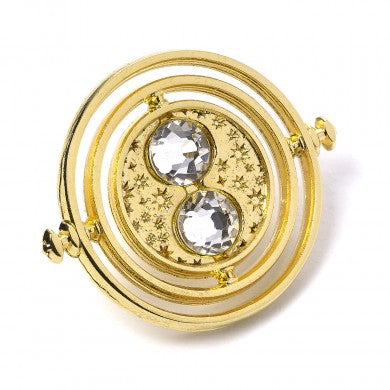 Fixed Time Turner Pin Badge-The Curious Emporium