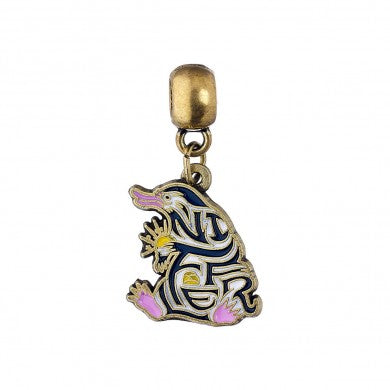 Fantastic Beasts Enamelled Niffler Slider Charm-The Curious Emporium
