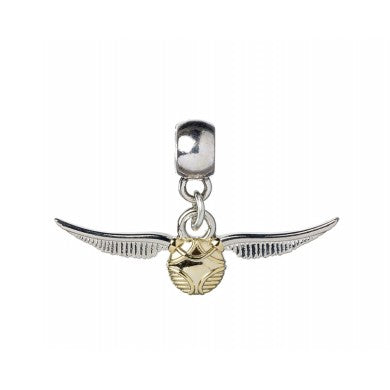 Harry Potter Golden Snitch Slider Charm-The Curious Emporium