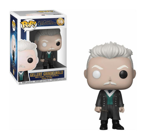 POP! Vinyl Figure Gellert Grindelwald 9cm-The Curious Emporium