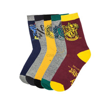 Load image into Gallery viewer, Harry Potter Socks 5-Pack-The Curious Emporium