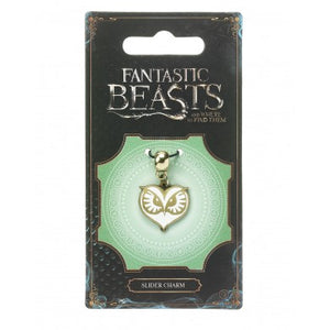 Fantastic Beasts Owl Face Slider Charm-The Curious Emporium