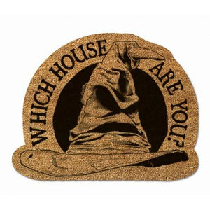Harry Potter Doormat - Sorting Hat-The Curious Emporium