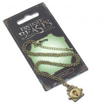 Load image into Gallery viewer, Fantastic Beasts Muggleworthy Necklace-The Curious Emporium