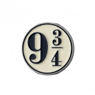 Platform 9 3/4 Pin Badge-The Curious Emporium