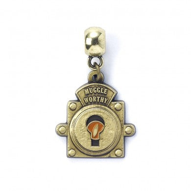 Fantastic Beasts Muggleworthy Slider Charm-The Curious Emporium