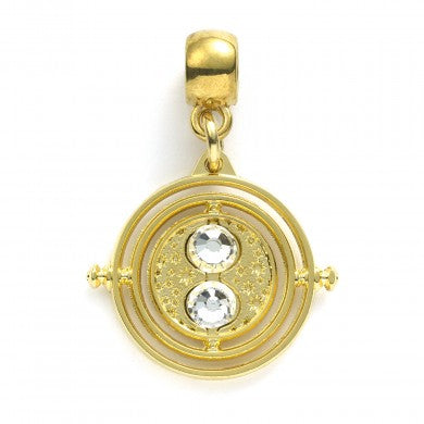 Harry Potter Fixed Time Turner Slider Charm-The Curious Emporium