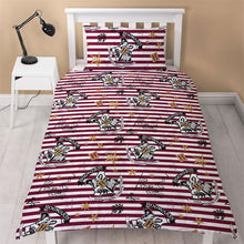 Load image into Gallery viewer, Hogwarts Single Reversible Duvet Set-The Curious Emporium