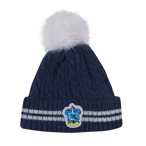 Harry Potter Pom-Pom Beanie Ravenclaw-The Curious Emporium