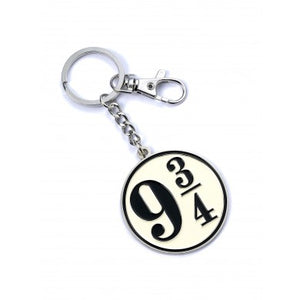 Platform 9 3/4 Keyring-The Curious Emporium