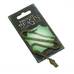 Fantastic Beasts No-Maj Necklace-The Curious Emporium
