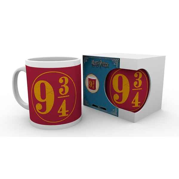 Harry Potter 9 3/4 Mug-The Curious Emporium