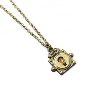 Fantastic Beasts Muggleworthy Necklace-The Curious Emporium