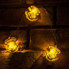 Load image into Gallery viewer, Harry Potter Hogwarts 2D String Lights-The Curious Emporium