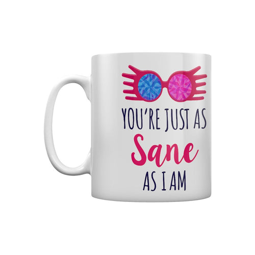 Harry Potter Just as Sane Mug-The Curious Emporium