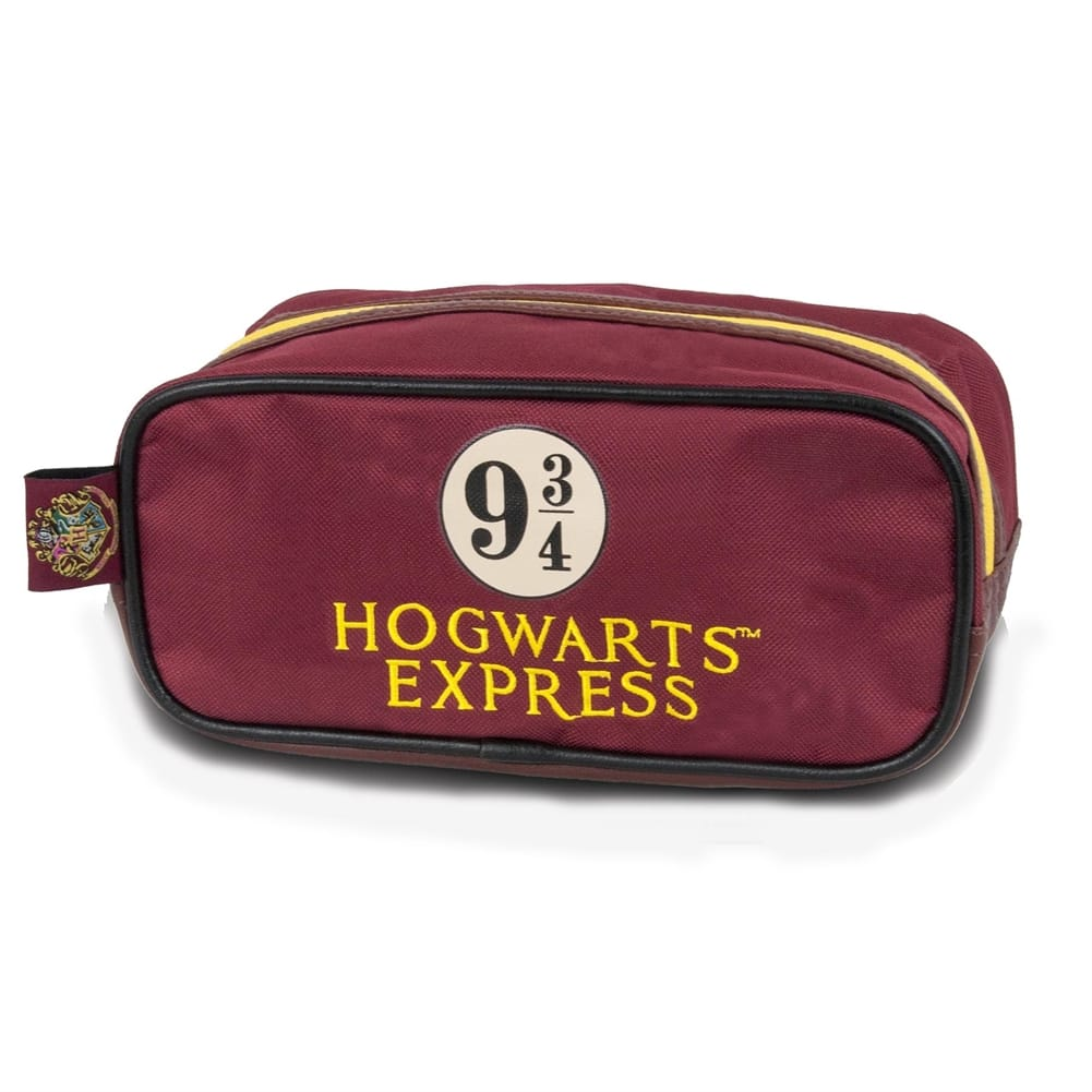 Hogwarts Express Wash Bag-The Curious Emporium