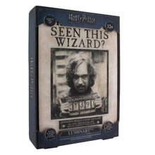 Load image into Gallery viewer, Harry Potter Sirius Black Luminart-The Curious Emporium