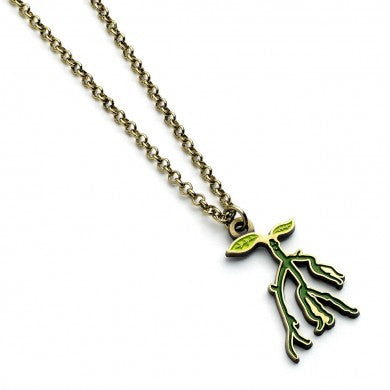 Fantastic Beasts Pickett Bowtruckle Necklace-The Curious Emporium