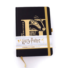 Load image into Gallery viewer, Premium A5 Notebook Hufflepuff Foil-The Curious Emporium
