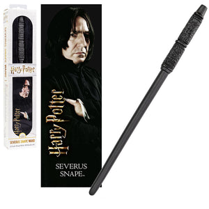Severus Snape Toy Wand & Bookmark-The Curious Emporium