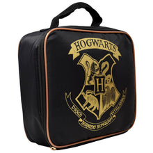 Load image into Gallery viewer, Hogwarts Thermo Lunch Bag - 2 Colours Available-The Curious Emporium