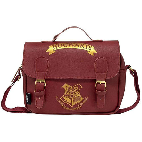 Lunch Bag Hogwarts (Satchel Style)-The Curious Emporium