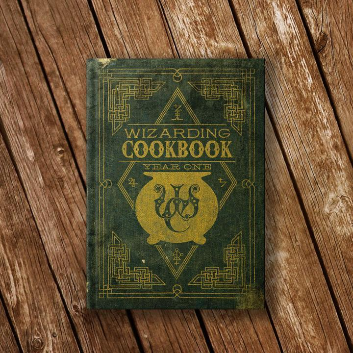 Wizardry Cookbook: Year One-The Curious Emporium