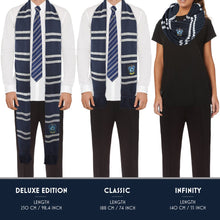 Load image into Gallery viewer, Scarf Ravenclaw 190cm-The Curious Emporium