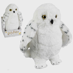 Noble Collection Hedwig Plush Toy 28cm-The Curious Emporium
