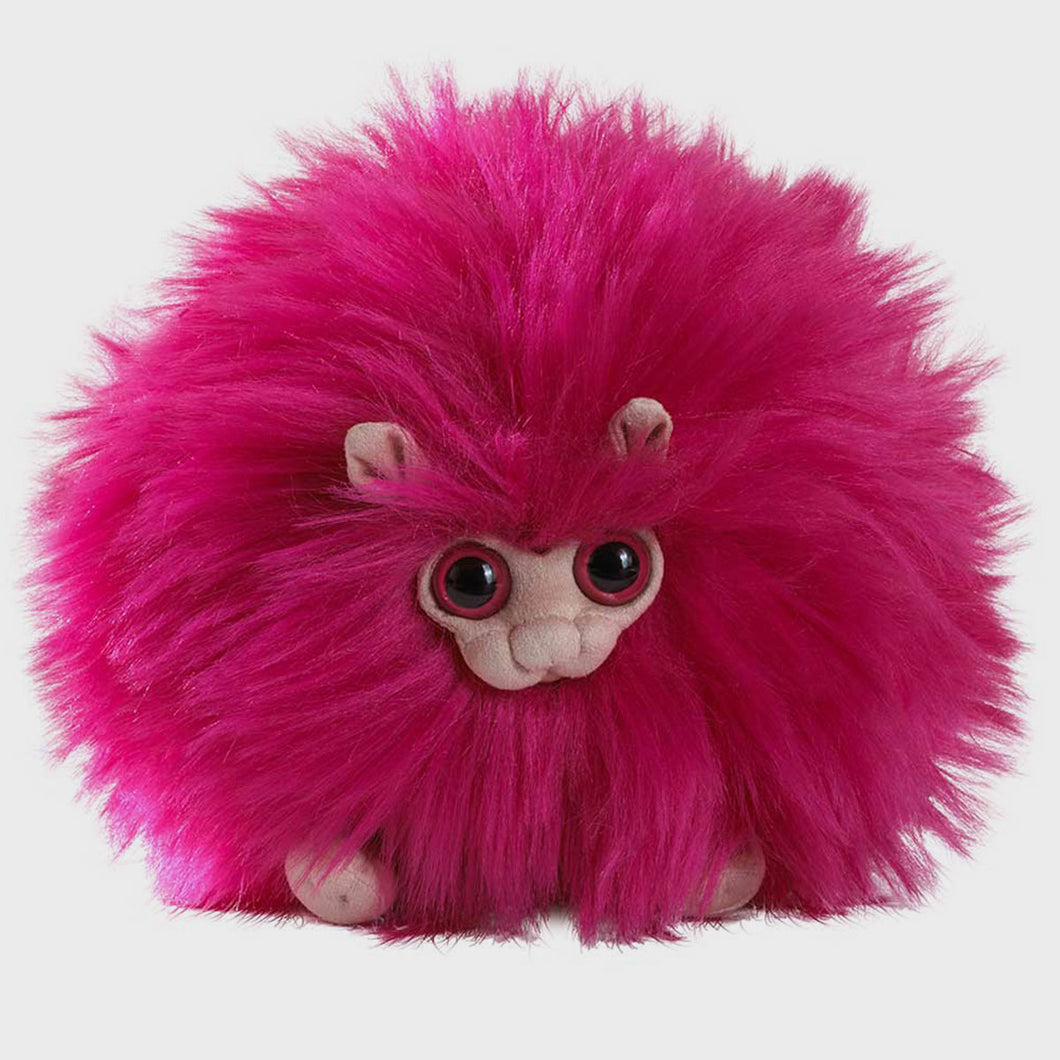 Noble Collection Pink Pygmy Puff Plush Toy-The Curious Emporium