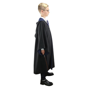 Harry Potter Kids Deluxe Wizard Robe Ravenclaw-The Curious Emporium