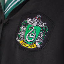 Load image into Gallery viewer, Harry Potter Kids Deluxe Wizard Robe Slytherin-The Curious Emporium