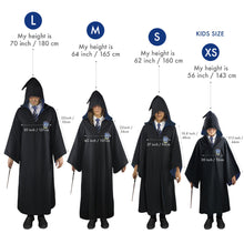 Load image into Gallery viewer, Harry Potter Adult Deluxe Wizard Robe Ravenclaw-The Curious Emporium