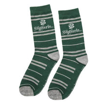 Load image into Gallery viewer, Socks 3-Pack Slytherin-The Curious Emporium
