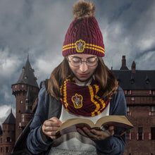 Load image into Gallery viewer, Infinity Scarf Gryffindor-The Curious Emporium