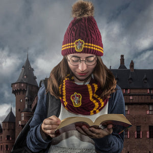 Infinity Scarf Gryffindor-The Curious Emporium