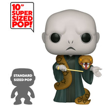 Load image into Gallery viewer, POP! Vinyl Figure Voldemort with Nagini 25cm - No. 109-The Curious Emporium