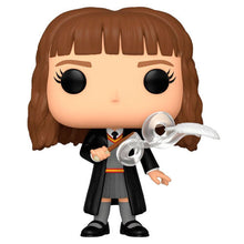 Load image into Gallery viewer, POP! Vinyl Figure Hermione Granger with Feather 9cm - No. 113-The Curious Emporium
